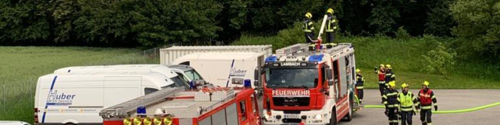 Freiwillige Feuerwehr Lambach